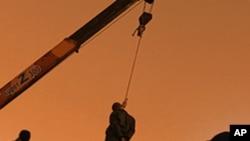ایران: 22 افراد کو پھانسی