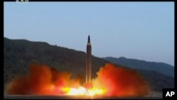 VOA Asia - More condemnation for North Korea's missile program