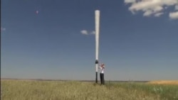 Bladeless Wind-Power Generator is Friendly to Birds