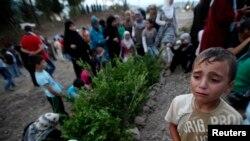 2 triệu người Syria đã vượt biên tị nạn kể từ khi cuộc xung đột bắt đầu năm 2011, trong lúc có hơn 4 triệu người khác tản cư trong nước.
