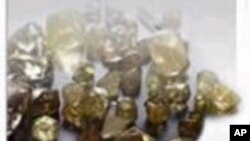 Zimbabwe Diamond Trade Under Spotlight