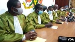 Kotun Tsarin Mulki Ta Fitar da Sunayen 'Yan Takarar Shugaban Kasa a Nijer