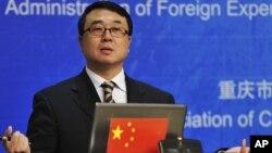 Wang Lijun, mantan kepala polisi kota Chongqing yang mengungkap skandal Partai Komunis. (Foto: Dok)