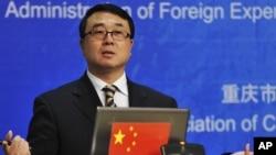前任重慶公安局長王立軍(2011年10月資料照片)
