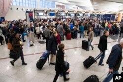 فرودگاه بین المللی «هارتفیلد جکسون» آتلانتا