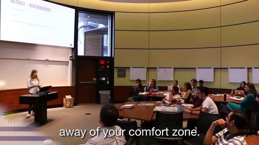 Moving Out Of Your Comfort Zone At Yale University
