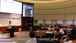 Moving Out of Your 'Comfort Zone' at Yale University