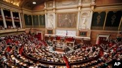 L'Assemblée nationale française, Paris, 26 septembre 2014