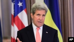 Američki državni sekretar John Kerry
