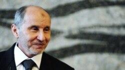 مصطفی عبدالجلیل رهبر مخالفان لیبی