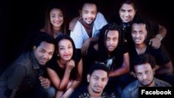 Le groupe éthiopien Jano.