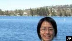 No Place But University of Virginia For Christine Liu