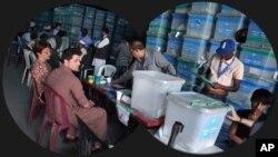 Afg'onlar orasida saylov komissiyasiga ishonch har qachongidan past