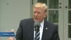 Trump'tan Kerkük Açıklaması: 'Taraf Tutmuyoruz'
