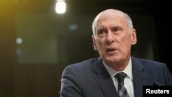Direktor Nacionalnih obavještajnih službi Dan Coats svjedoči u američkom Senatu, 29. januar 2019.