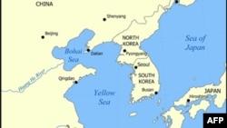 Biển Hoàng Hải bao gồm hầu hết là hải phận quốc tế nhưng Trung Quốc coi vùng đó như nằm trong vòng đai an ninh của họ