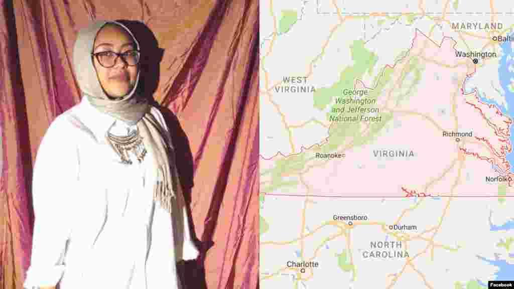 پلیس می گوید پیکر «نبرا حسنین» یک دختر مسلمان را که دو روز پیش ناپدید شد، یافته است. یک نفر به اتهام قتل او بازداشت شده است.