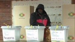 津巴布韋選舉引爭議 穆加貝被宣佈勝選
