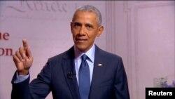 Rais wa zamani Barack Obama