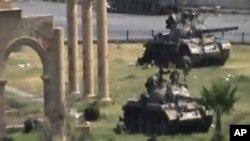 敘利亞軍隊發動新致命突襲。