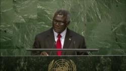 13国在联合国大会发言挺台湾