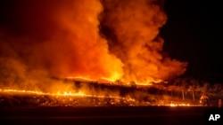 Пожежа на півночі Каліфорнії 24 жовтня 2019 року