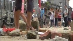 烏坎流血衝突後70人被逮捕