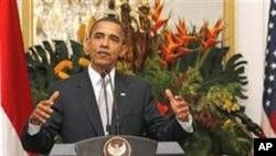 اعتماد سازی کے لیے اسرائیل اور فلسطینیوں کو مزید کوشش کرنی چاہیئے: اوباما