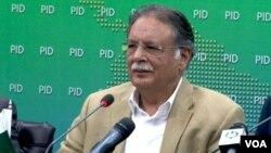 وفاقی وزیر اطلاعات پرویز رشید (فائل فوٹو)