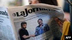 """El encuentro entre el actor Sean Penn y el capo del Cártel de Sinaloa, Joaquín """"El Chapo"""" Guzmán, sigue dando de qué hablar."""