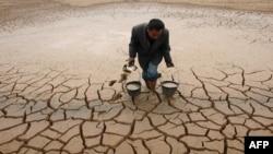 Китайська провінція Юньнань охоплена нищівною посухою