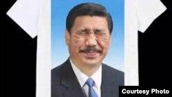 上海艺术家戴建勇张贴的习近平幽默艺术画像(博讯)