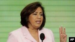 Trabajando durante el día y estudiando en las noches, Marín obtuvo un título en Administración de Negocios en 1983.