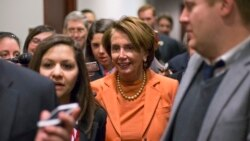 Nancy Pelosi affirme que le président Trump a reconnu des actes de corruption