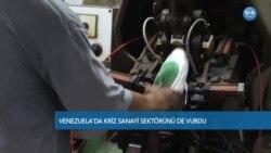 Venezuela'da Kriz Sanayi Sektörünü de Vurdu