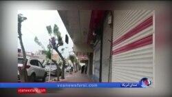 دومین روز اعتراض به بستن مرز در استانهای کرمانشاه و کردستان ایران