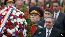 Hace dos semanas, el presidente de Cuba, Raúl Castro, emprendió una gira por Rusia y algunos países asiaticos.