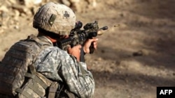 Các lực lượng liên minh và Afghanistan đã nhắm tấn công nhiều thủ lãnh Taliban trên toàn quốc