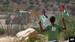 اسرائیل کا مغربی کنارے کی بستیوں میں سینکڑوں گھر بنانے کا منصوبہ
