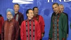 رییس جمهوری آمریکا با رهبران آسیا ملاقات می کند