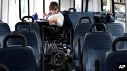 The Americans with Disabilities Act makes it easier for people with disabilities to get jobs.