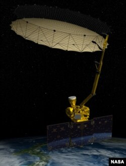 SMAP or the Soil Moisture Active Passive expected for launch on January 29 is among five Earth observing satellites sent into space over the last year, NASA's busiest season in a decade.