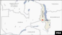 Ramani ya Malawi