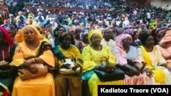 Les femmes en conclave à Bamako pour un retour de la paix