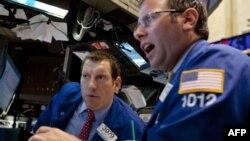 Брокеры Нью-йоркской фондовой биржи