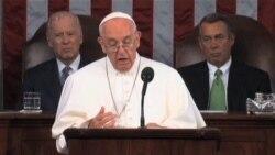 Visita histórica del Papa a EE.UU.