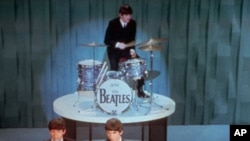 영국의 팝밴드 비틀즈