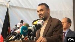 آقای نور گفته است که تا کنون در مورد رقابت در انتخابات ریاست جمهوری ۲۰۱۹ افغانستان تصمیم نهایی نگرفته است