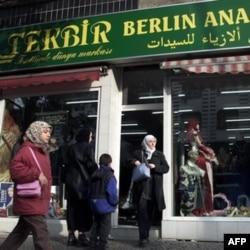 Germaniya poytaxti Berlindagi turklar mahallasi