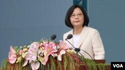 美国就台湾总统就职发表声明(美国之音齐勇明拍摄)